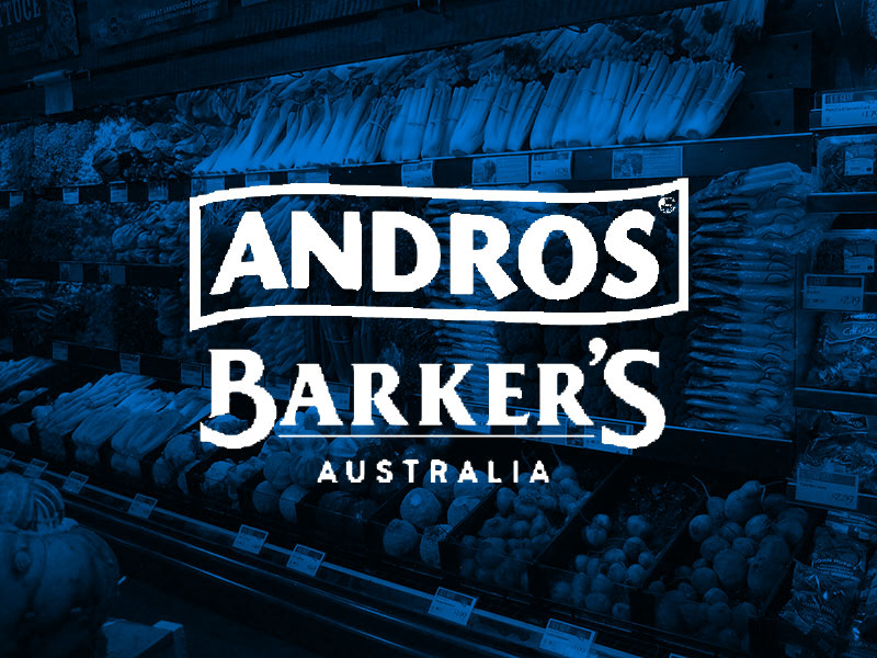 Andros Barker's